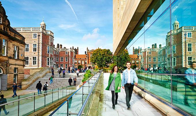 Newcastle-University-NSS-standard