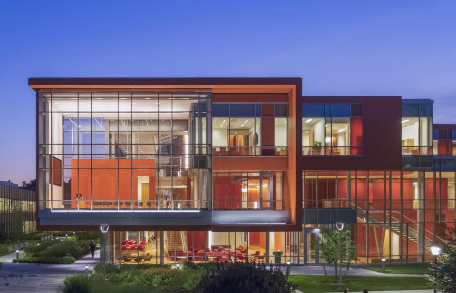 Adelphi University Nexus, Location: Garden City NY, Architect: Ballinger